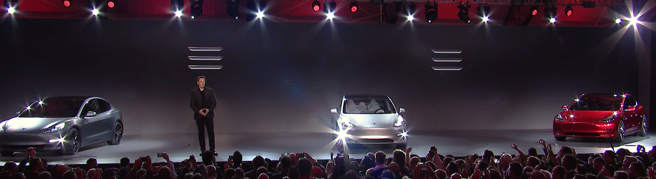 Teslas Massenwunder