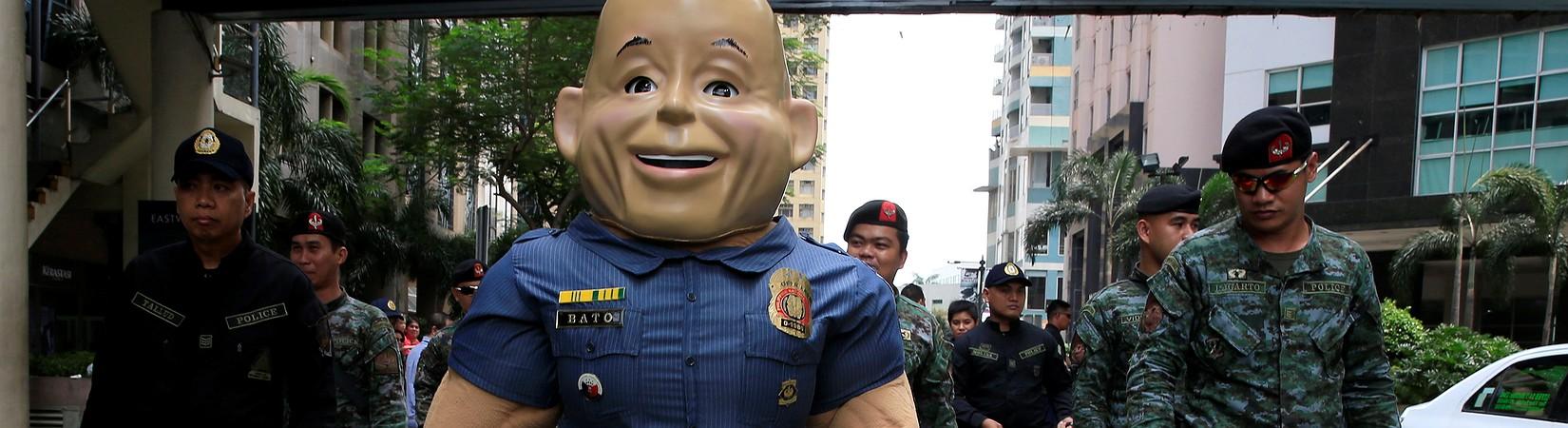 Filipinas habría creado un escuadrón secreto de policia para matar a los drogadictos y traficantes de drogas