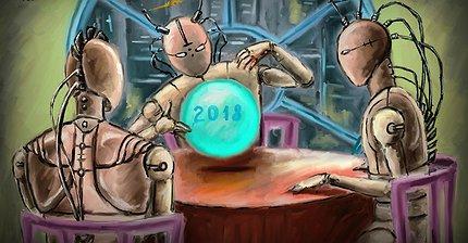 Что ждет блокчейн: 5 предсказаний на 2018 год