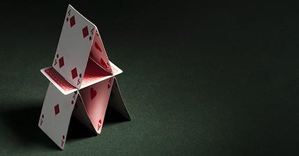 Карточный домик американской экономики