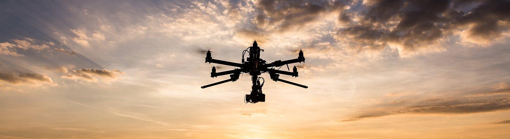 Pentágono deu luz verde a bases militares dos EUA para abaterem drones