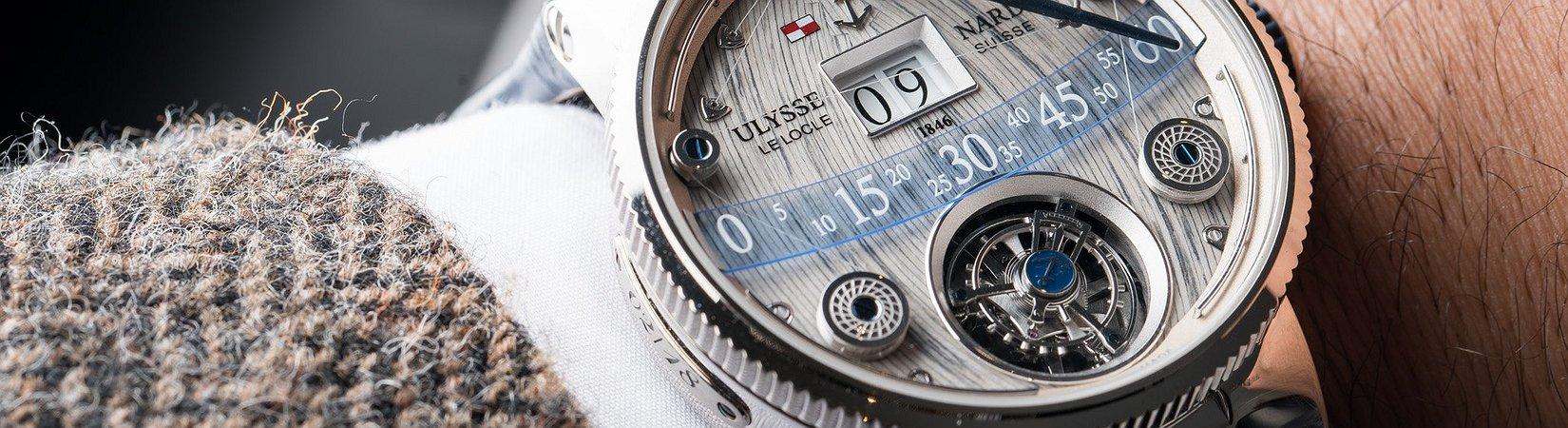 Sechs besondere Uhrmodelle