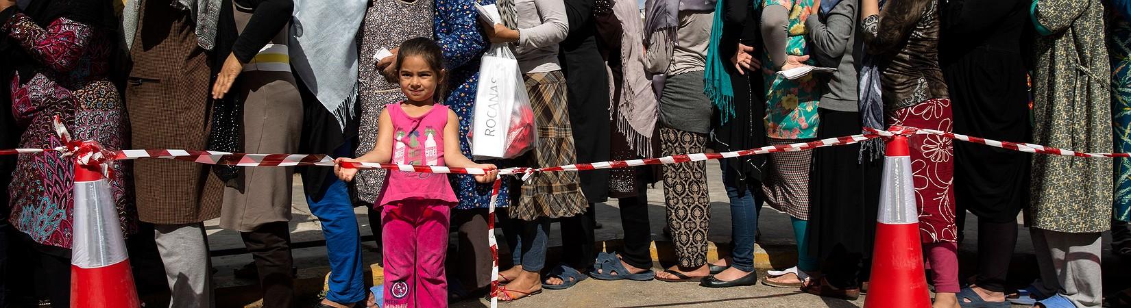 Alemania cada vez rechaza a más inmigrantes indocumentados en sus fronteras