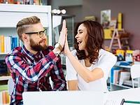 Come mantenere un atteggiamento positivo sul posto di lavoro