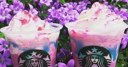 Радужный фраппучино повысит стоимость акций Starbucks