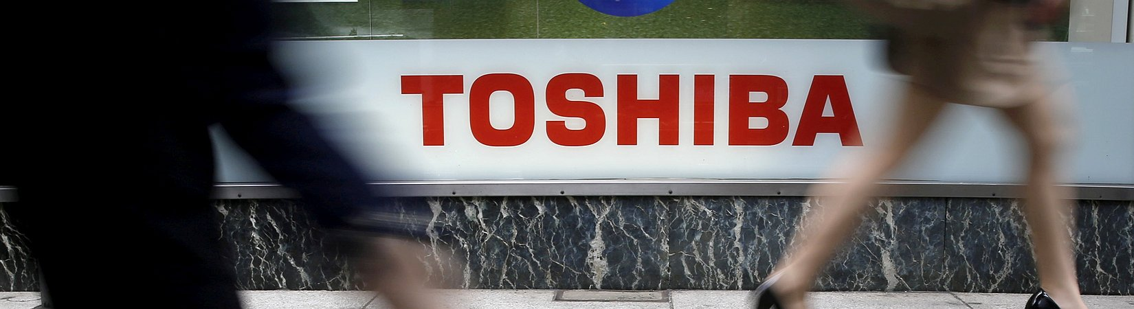 Toshiba shares fall again as the write-down amounts balloon to $6 billion