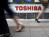Toshiba shares fall again as the write-down amounts balloon to $6 billion