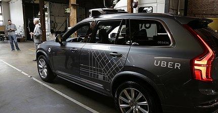 Что сделка с Volvo значит для Uber