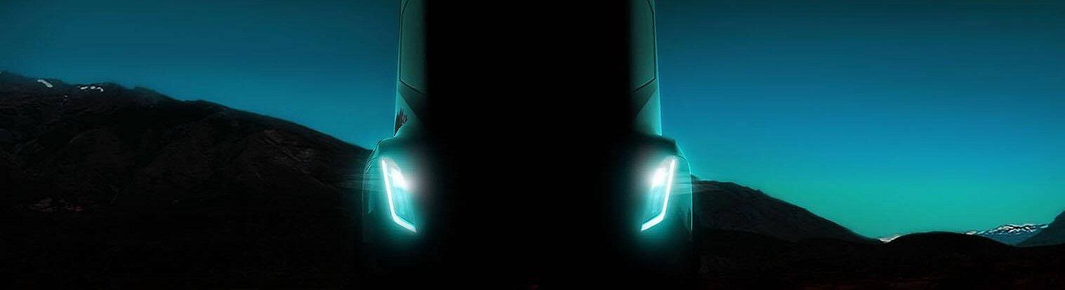 Tesla apresenta caminhão elétrico no próximo mês