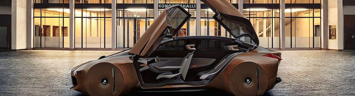 Los 10 coches de concepto más futuristas del mundo