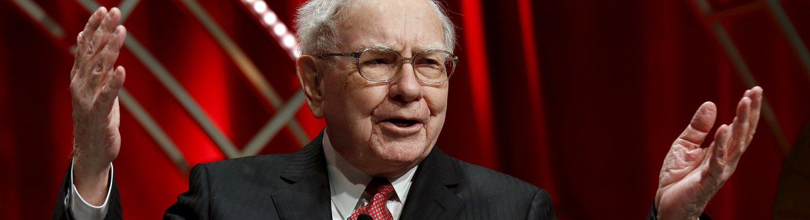 5 hechos sorprendentes sobre Warren Buffett