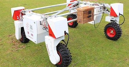 Robots could replace seasonal workers on UK farms after Brexit