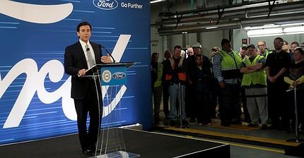 Ford cancela la construcción de una nueva planta en México