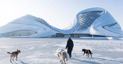 Los 12 edificios modernos de China más bonitos