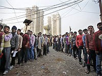 Los elevados costes económicos de la desmonetización de la India