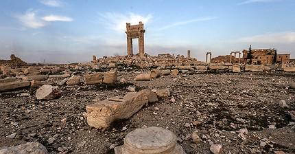 ФОТО: Пальмира до и после ИГИЛ