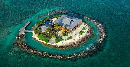 Остров в аренду: 10 потрясающих частных курортов от $307