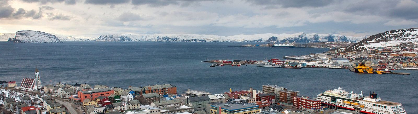 Как Арктика спасет нефтяную промышленность Норвегии