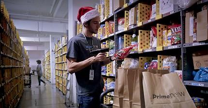 Amazon envía más de mil millones de productos en todo el mundo estas navidades