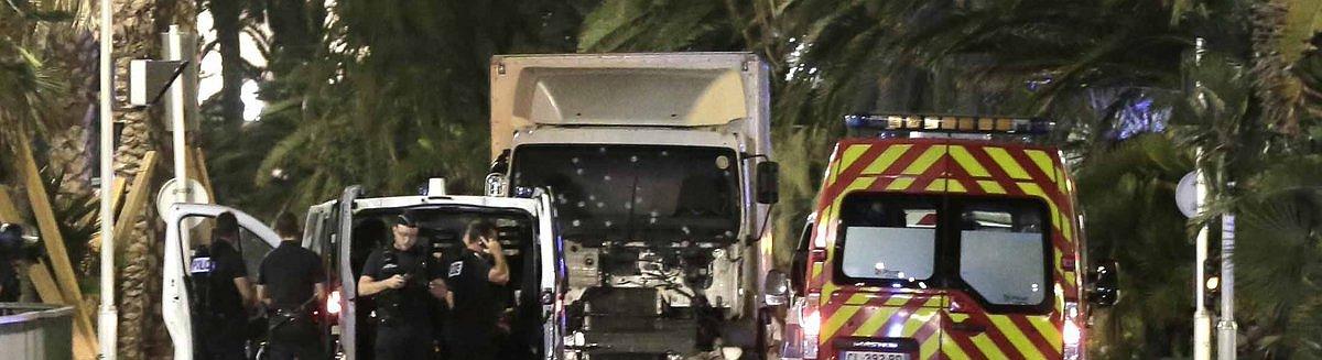 Ataque terrorista en Niza el Día de la Bastilla: todo lo que se sabe hasta ahora