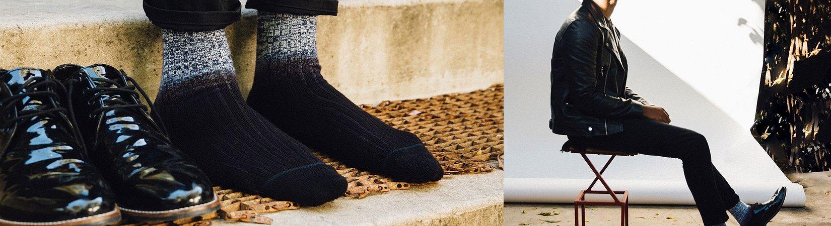 Next Big Thing: Носки, которые покорили Кремниевую долину