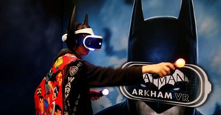Los 5 dispositivos de realidad virtual más vendidos