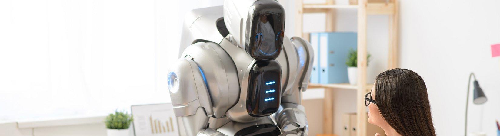 Europa rechaza de idea de Bill Gates de introducir un impuesto sobre los robots