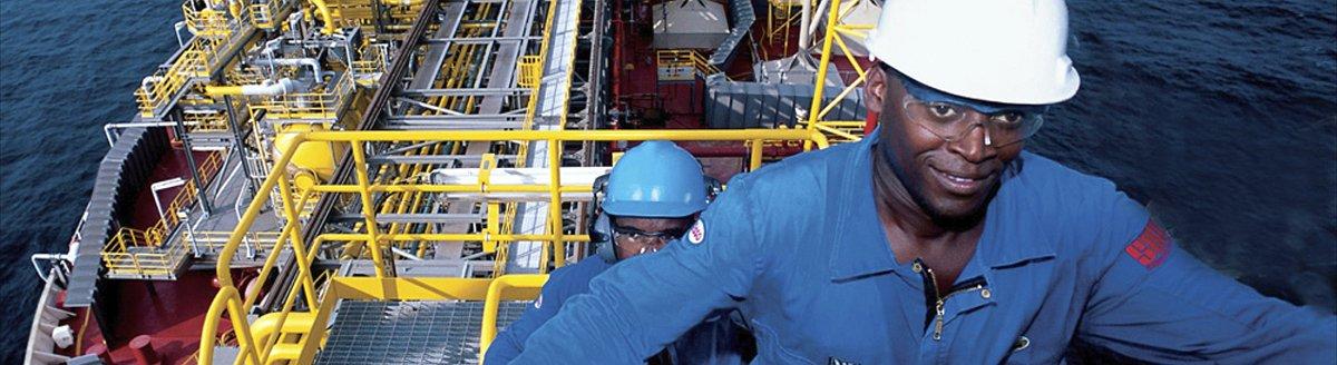 Angola: maior produtora de petróleo em África no final de 2016