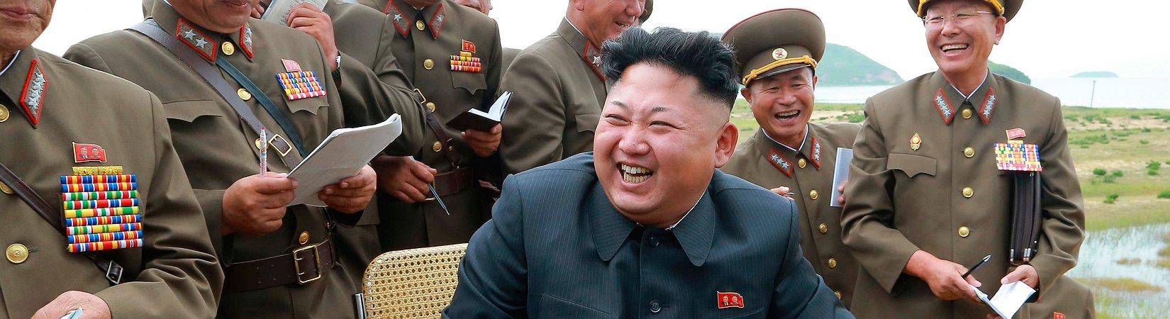 Kims Atomare Drohgebärden
