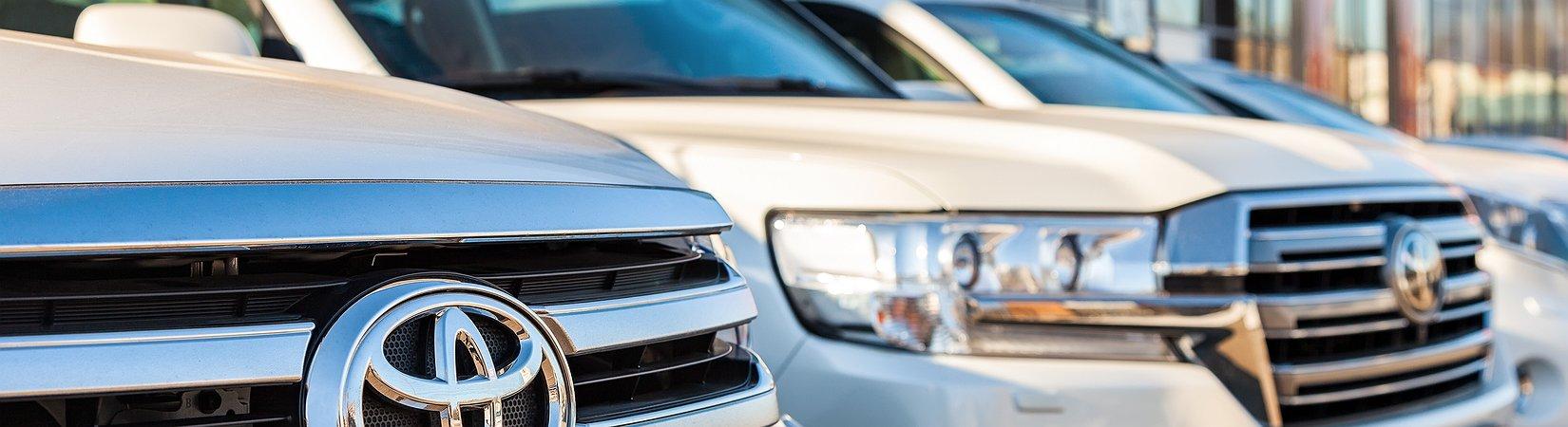 Toyota anunciou necessidade de corrigir defeitos em mais de 1,6 milhões de carros nos EUA