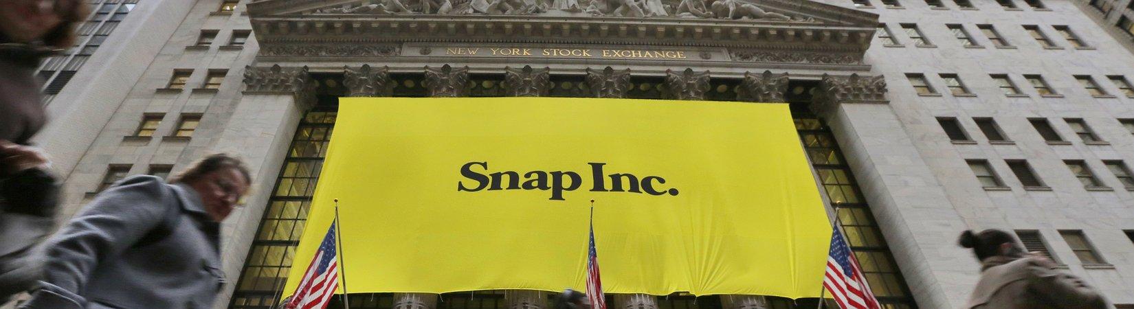 Snap, empresa por detrás do Snapchat, estreia-se hoje em bolsa
