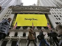 Snap, empresa por detrás do Snapchat, se estreia hoje em bolsa