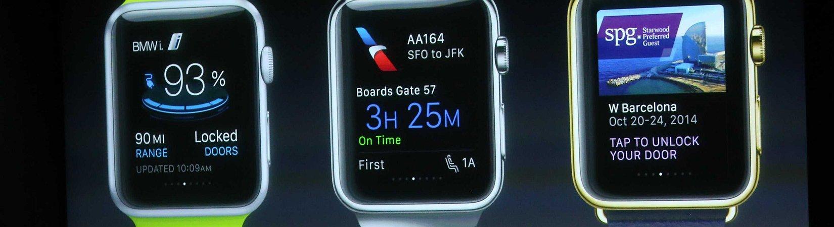 Apple стала лидером на рынке носимых устройств