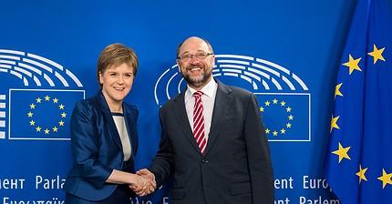 Escocia está buscando una forma de seguir en la UE