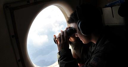Localizados los restos del fuselaje del avión de EgyptAir