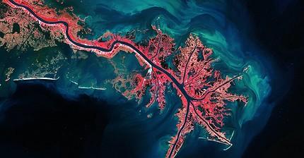 Завораживающие фотографии Земли из космоса
