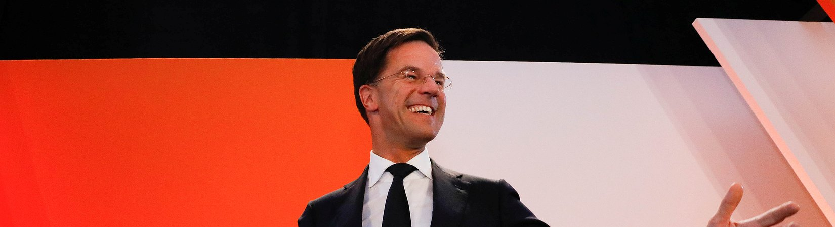 Holanda frena a la extrema derecha