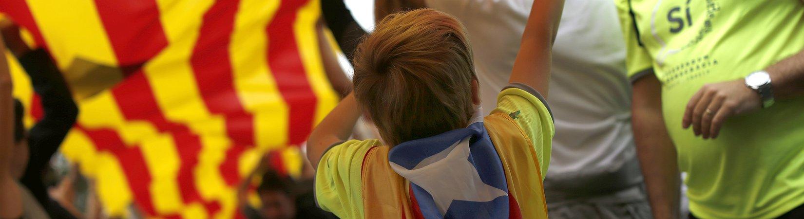 Cataluña podría declarar el martes su independencia de España