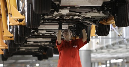 Ford planea recortar alrededor del 10% de su fuerza laboral en todo el mundo