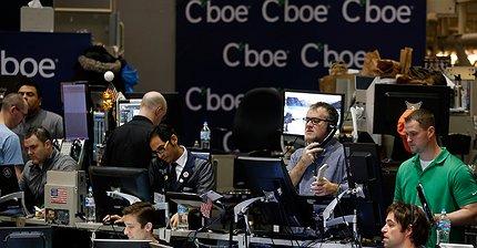 Объемы торгов биткоин-фьючерсами на CBOE обновили максимум