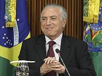 Presidente Temer usa notícias econômicas positivas para desviar a atenção da crise política