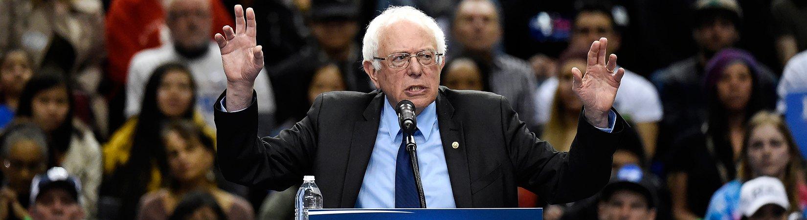 Wer ist Bernie Sanders