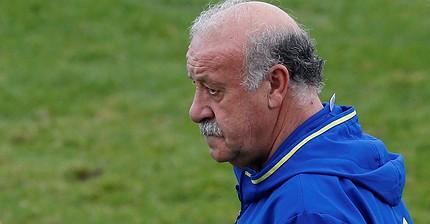 """Vicente del Bosque abandona la """"Roja"""""""