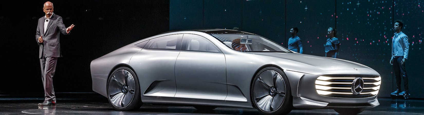 German car giants are on their way to get on Tesla