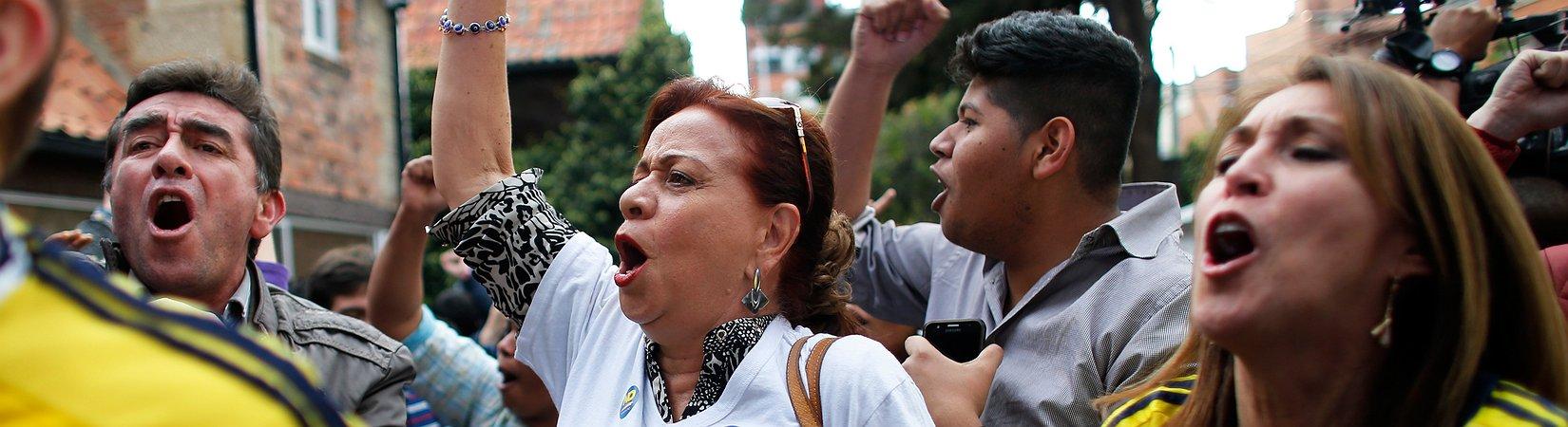 ¿Qué acaba de pasar en Colombia?