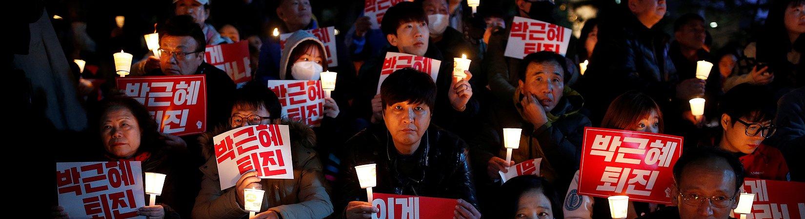 El escándalo presidencial en Corea desvía la atención de los problemas económicos