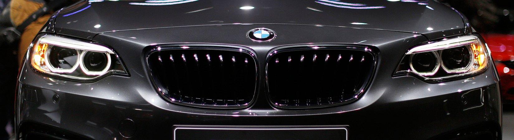 BMW in der Sackgasse