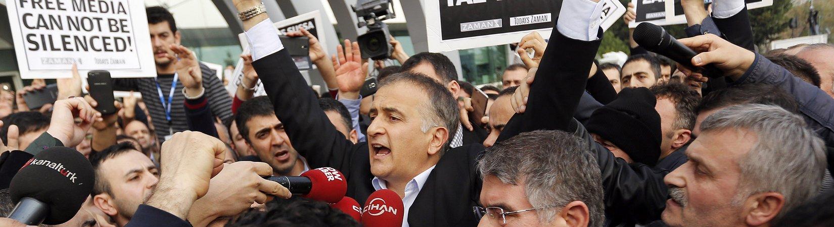 Politische Repressionen in der Türkei