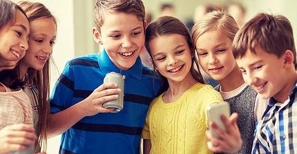 ¿Cuál es la edad adecuada para que un niño tenga un smartphone?