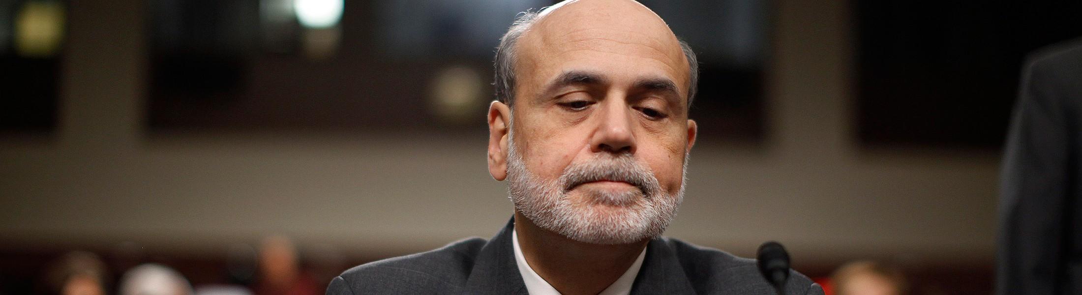 Бернанке пугает рынки